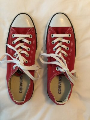 CONVERSE SNEAKERS GR.39 ROT