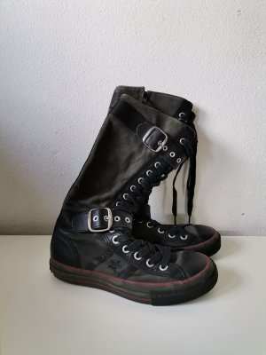Converse Gothic Boots black-grey