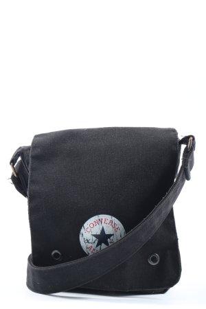 Converse Canvas Bag black casual look