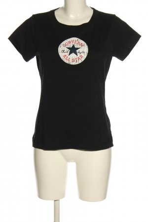 Converse Strickshirt Motivdruck Casual-Look