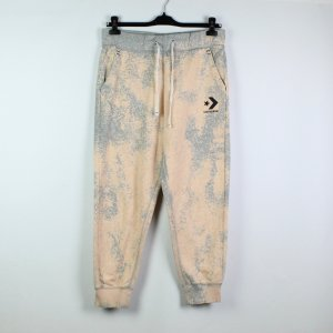 Converse Sweat Pants pink-silver-colored mixture fibre
