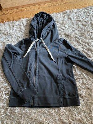 Converse Sweat Jacket anthracite