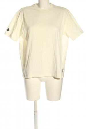 Converse T-Shirt creme Casual-Look