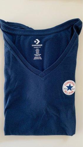 Converse Camiseta azul