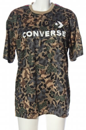 Converse T-Shirt Camouflagemuster Casual-Look