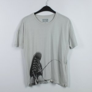Converse T-shirt grigio