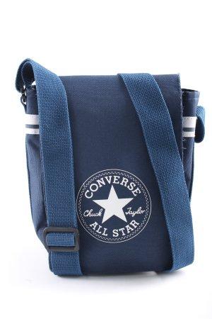 Converse Gekruiste tas blauw casual uitstraling