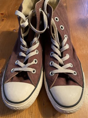 All Star Lace-Up Sneaker brown-natural white