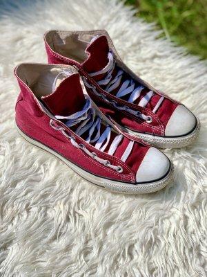 Converse weinrot Sneakers Gr 41