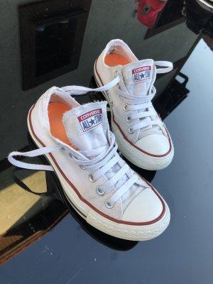 Converse weiss Gr 37,5 gebraucht