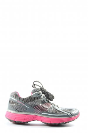 Conway Lace-Up Sneaker pink-light grey casual look