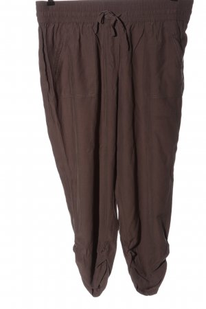 Cool Code 7/8 Length Trousers brown casual look
