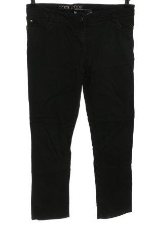 Cool Code High Waist Jeans schwarz Casual-Look