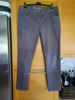 Cool Code Straight-Leg Jeans grau Casual-Look