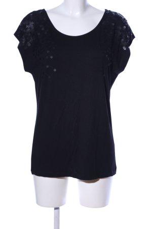 Cool Code T-Shirt black casual look