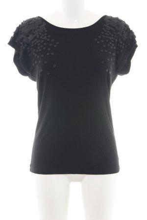 Cool Code T-Shirt schwarz Casual-Look