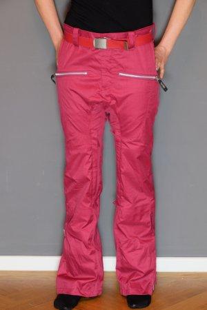 Nikita Pantalon thermique rouge carmin polyester