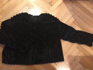Zara Pull court noir