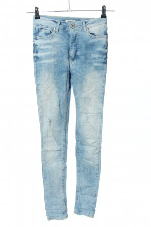 CoolCat High Waist Jeans blau Casual-Look