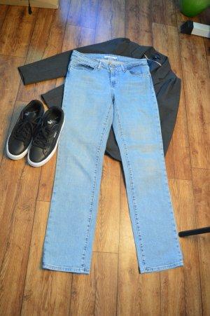 Coole 714 STRAIGHT Levis Jeans Gr. 40