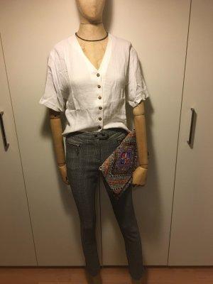Biaggini Koszulowa bluzka biały