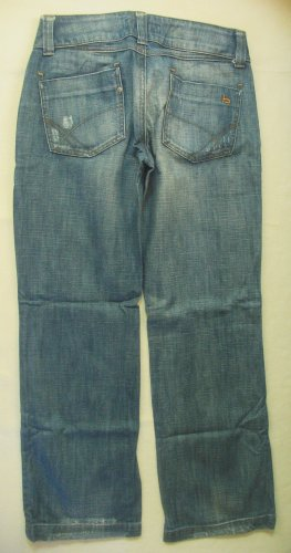 "Coole Baggy-Jeans von BROADWAY ""Anke""..loose fit..used look..Größe W29/L32, DE 38"