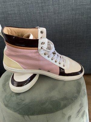 Coole Bally Hightop Sneaker, wie neu, Größe 40