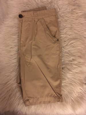 Coole beige Shorts