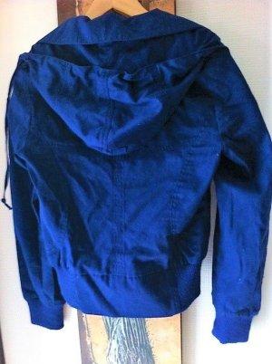 Coole blaue Übergangsjacke von Vero Moda