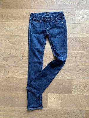 Michalsky Straight Leg Jeans blue mixture fibre