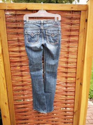 1921 Jeans svasati multicolore