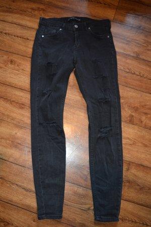 Coole Bootcut Jeans von Bershka  Gr. 38