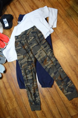 Coole Camo Sweat Pants Gr. 38 Forever21