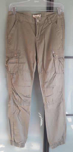 Fresh made Cargo Pants olive green