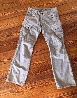 G-Star Pantalón de camuflaje verde grisáceo Algodón