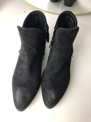 Glamorous Botines Chelsea negro