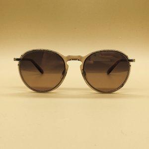 Garrett Leight Okulary w stylu panto w kolorze różowego złota
