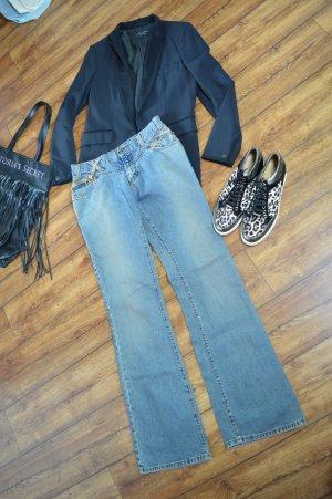 Dolce & Gabbana Jeans svasati multicolore