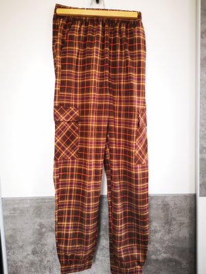 C&A Pantalon large multicolore