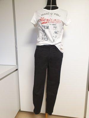 Coole G-Star RAW Stretch Chinos Hose Jeanshose schwarz 36/38 W27/ L32