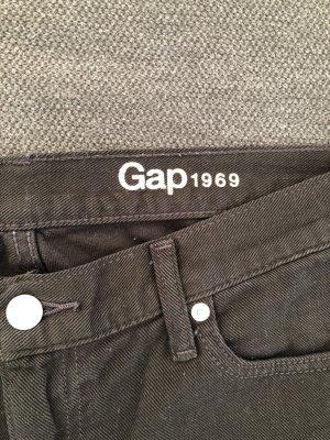 Gap Jeans vita bassa nero