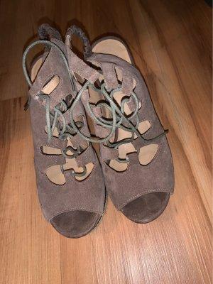 Coole High Heel Sandaletten