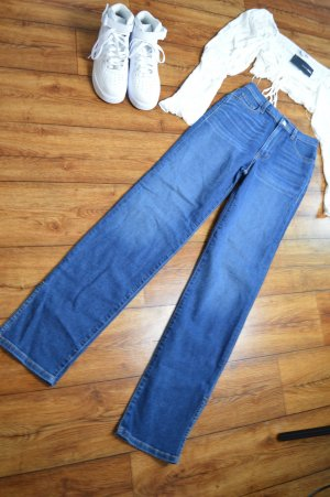 Coole High Waist Jeans Gr. 36 von Fashion Nova mit Schlitz