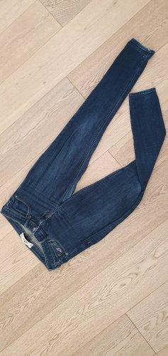 Coole Hollister Strech skinny slim fit Jeans Hose Jeanshose