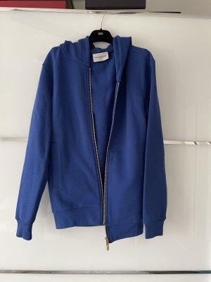 ROQA Sweat Jacket blue