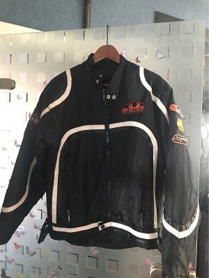 Rivaldi Biker Jacket black-white