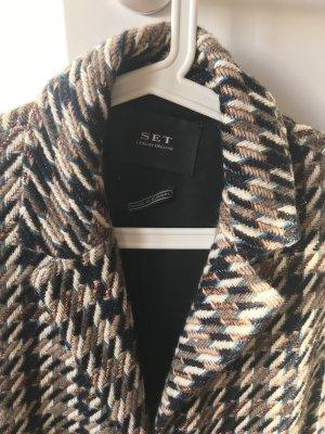 Set Giacca di lana multicolore