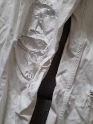 Bershka Bloomers white