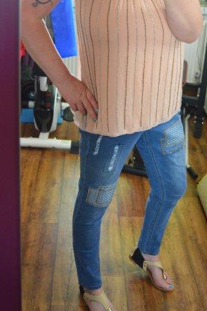 Coole Jeans Gr. 40 Janina