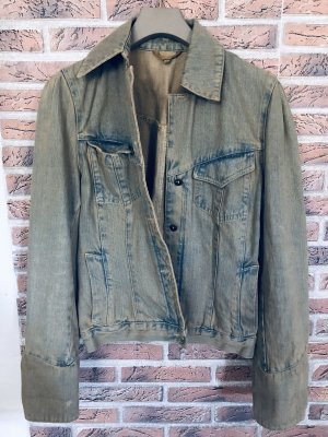 Coole Jeans Jacke in Gr. 40